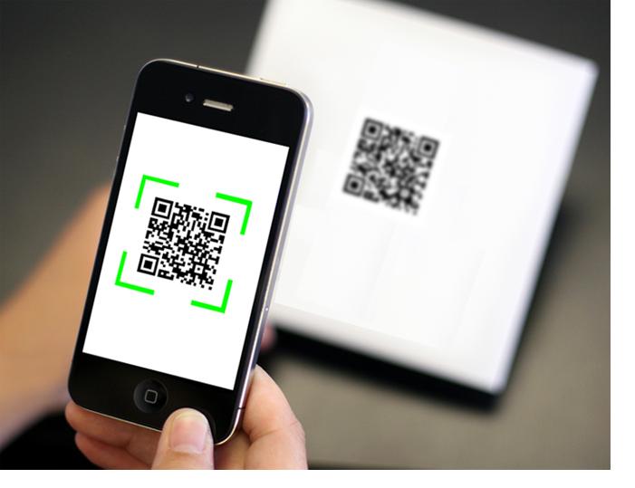 smartphone qr scanner app